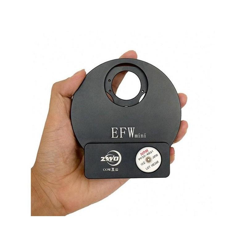 """Roue à filtres ZWO 1""""25/31mm - 5 positions"""