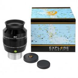 Oculaires Explore Science 16mm à 40mm 68°