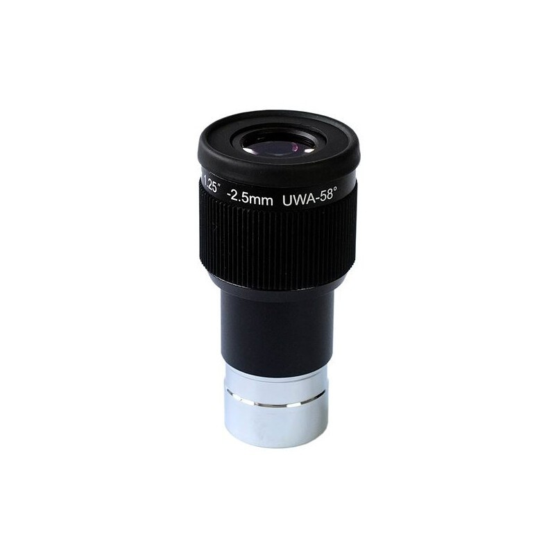 Oculaire Sckywatcher Planetary 2.5mm à 9mm 58°