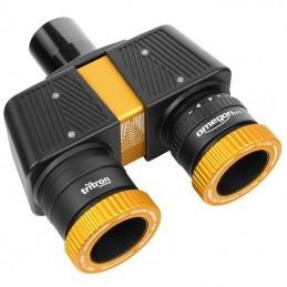 Tête binoculaire 1,25'' Pro Tritron