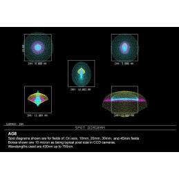 """AG 8"""" - Astrographe 10"""" F3.8 OOUK"""