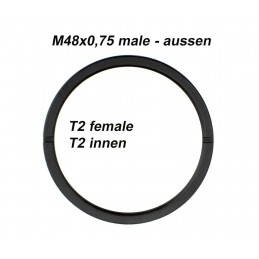 Bague M42 vers M48