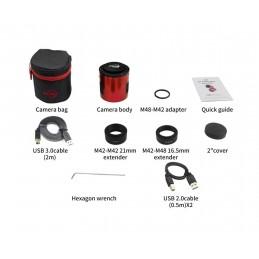 Caméra Refroidie ASI2600MC-P Couleur