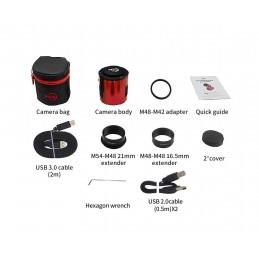 Caméra Refroidie ASI2400MC-P Couleur